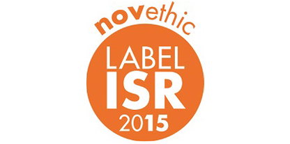 METROPOLE Value SRI a obtenu le Label ISR Novethic 2015.