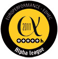 logo Alpha League Table 2011
